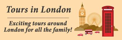 tours around london