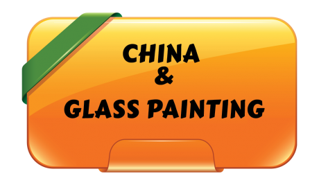 china & glass painting