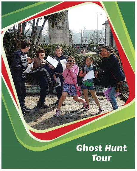 ghost hunt tour london